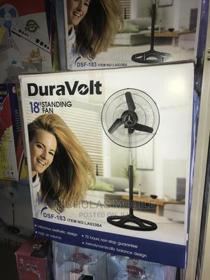 Duravolt 18 Inches Standing Fan DSF-183   Home Appliances for sale in Lagos State, Ojo