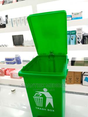 Plastic Clinical Waste Bin | Home Accessories for sale in Abuja (FCT) State, Wuse