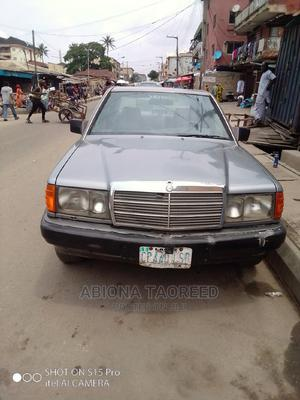 Mercedes-Benz 190E 1993 Gray | Cars for sale in Lagos State, Yaba