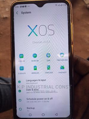 Infinix S4 64 GB Black   Mobile Phones for sale in Edo State, Benin City