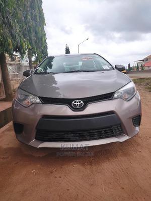 Toyota Corolla 2015 Brown | Cars for sale in Lagos State, Abule Egba
