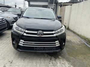 Toyota Highlander 2017 Black | Cars for sale in Lagos State, Lekki