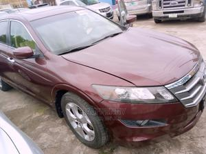 Honda Accord CrossTour 2012 EX Red   Cars for sale in Lagos State, Isolo