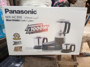 Panasonic Mx-Ac 300 Mixer Grinder 1000w | Kitchen Appliances for sale in Lagos State, Ajah