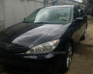 Toyota Camry 2006 Black | Cars for sale in Lagos State, Surulere