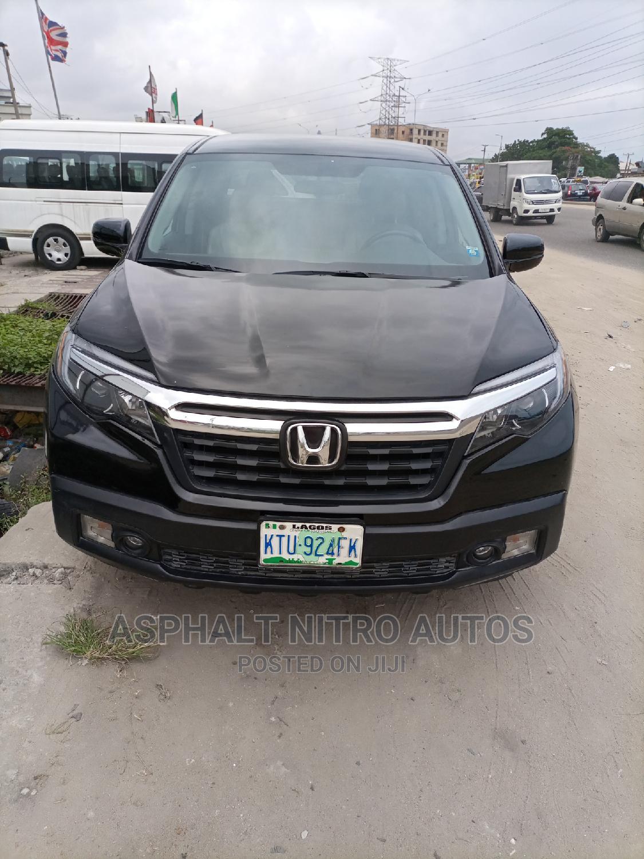 Honda Ridgeline 2017 Black   Cars for sale in Lekki, Lagos State, Nigeria