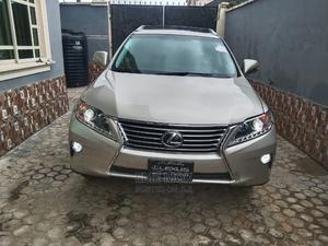 Lexus RX 2013 Gold | Cars for sale in Lagos State, Apapa