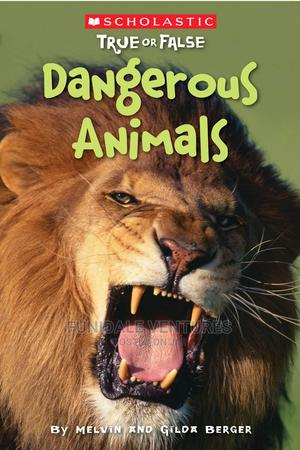 True or False: Dangerous Animals   Books & Games for sale in Lagos State, Surulere