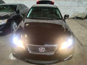 Lexus IS 2007 Black   Cars for sale in Lagos State, Apapa