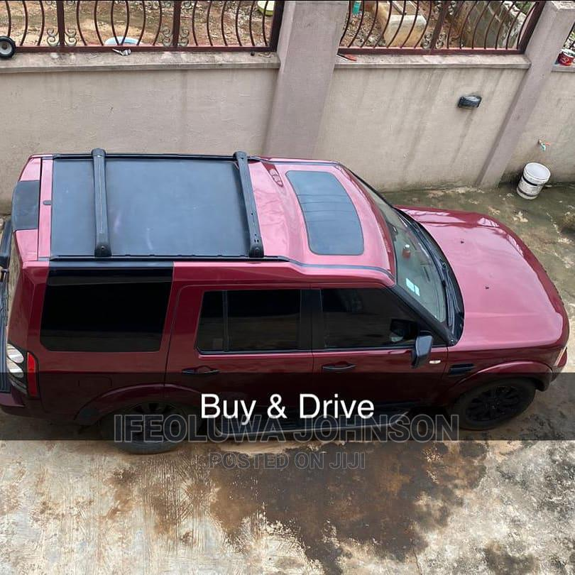 Archive: Land Rover LR3 2006 V6 Red