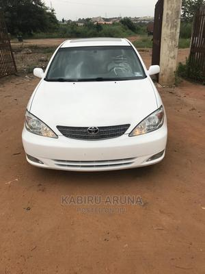 Toyota Camry 2003 White | Cars for sale in Ogun State, Sagamu