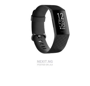 Fitbit Charge 4 Watch | Smart Watches & Trackers for sale in Lagos State, Ikeja
