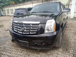 Cadillac Escalade 2008 Black | Cars for sale in Lagos State, Ojodu