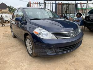 Nissan Versa 2008 1.8 SL Blue   Cars for sale in Ondo State, Akure