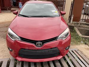 Toyota Corolla 2015 Red | Cars for sale in Lagos State, Magodo