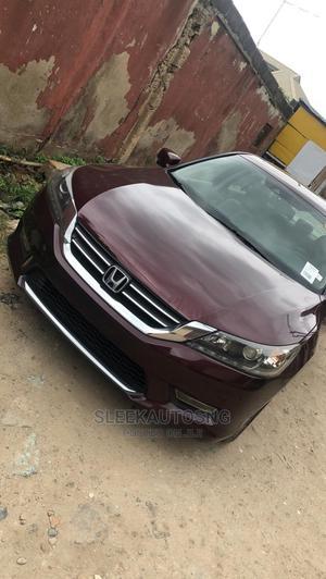 Honda Accord 2015 Purple | Cars for sale in Lagos State, Lekki