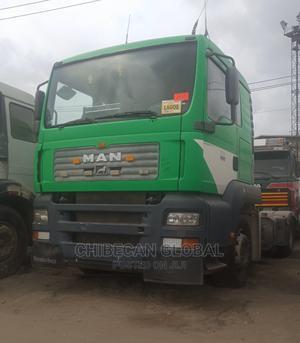 MAN Diesel Truck Head 6 Tyres Tokunbo   Trucks & Trailers for sale in Lagos State, Apapa