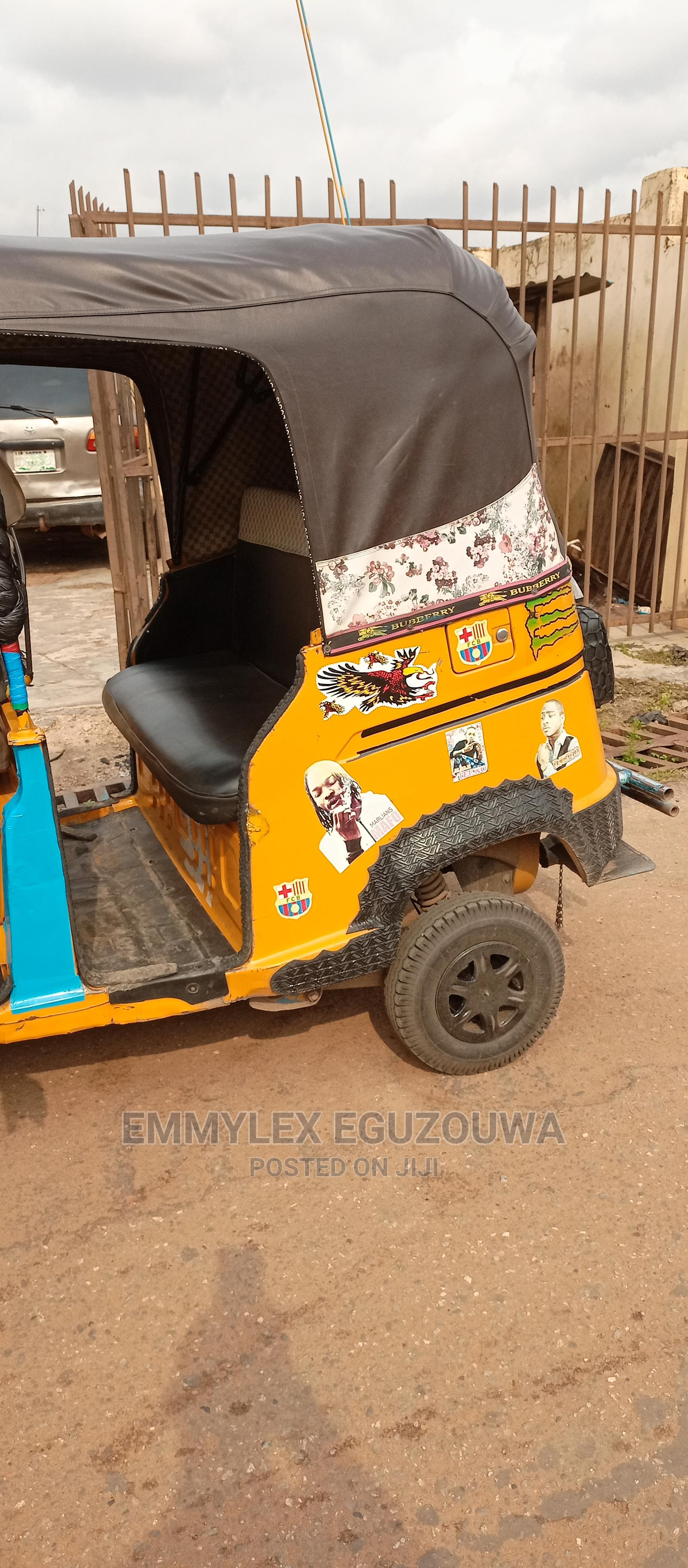 Archive: Tricycle 2019 Yellow