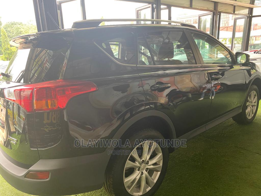 Toyota RAV4 2015 Black   Cars for sale in Central Business District, Abuja (FCT) State, Nigeria