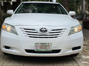 Toyota Camry 2008 2.4 LE White   Cars for sale in Abuja (FCT) State, Jabi