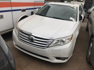 Toyota Avalon 2011 White | Cars for sale in Lagos State, Ikeja