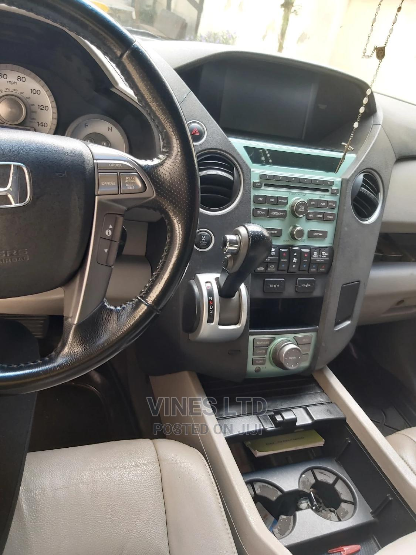 Archive: Honda Pilot 2008 EX 4x4 (3.5L 6cyl 5A) Black