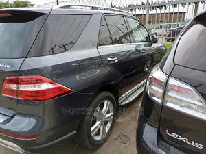 Mercedes-Benz M Class 2014 Gray | Cars for sale in Lagos State, Ojodu
