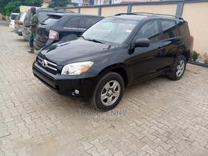 Toyota RAV4 2007 1.8 Black | Cars for sale in Lagos State, Isolo