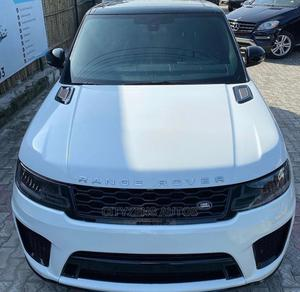 Land Rover Range Rover Sport 2015 White   Cars for sale in Lagos State, Magodo