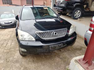 Lexus RX 2008 350 Black | Cars for sale in Lagos State, Ikeja