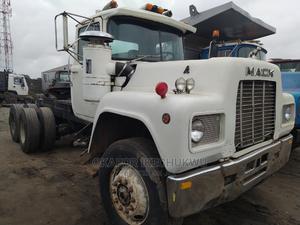 Company Used Mack Truck R Model 1992 White   Trucks & Trailers for sale in Lagos State, Apapa