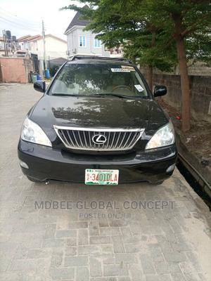Lexus RX 2008 350 Black | Cars for sale in Lagos State, Magodo