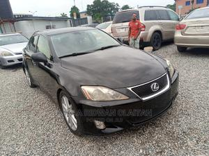 Lexus IS 2007 Black   Cars for sale in Lagos State, Yaba