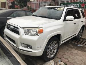 Toyota 4-Runner 2012 Limited 4WD White | Cars for sale in Lagos State, Ikeja
