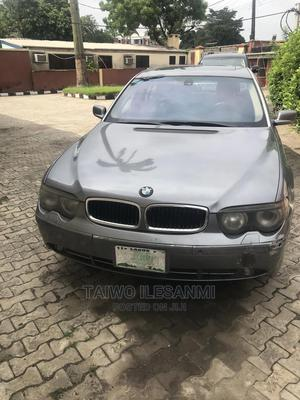 BMW 7 Series 2002 Gray | Cars for sale in Lagos State, Ikoyi