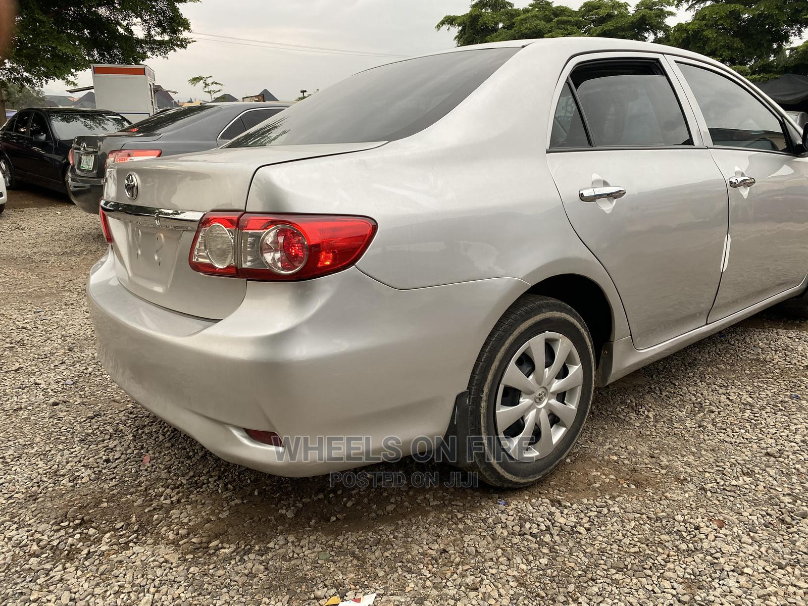 Toyota Corolla 2012 Silver   Cars for sale in Gwarinpa, Abuja (FCT) State, Nigeria