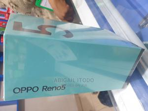 New Oppo Reno5 4G 128 GB Black | Mobile Phones for sale in Abuja (FCT) State, Wuse 2