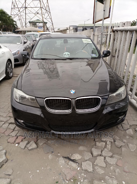 BMW 328i 2012 Black