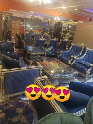 Complete Set Turkey Design Sofa and Dining | Furniture for sale in Lagos State, Tarkwa Bay Island