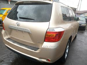 Toyota Highlander 2010 Gold | Cars for sale in Lagos State, Surulere