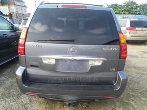 Lexus GX 2005 470 Sport Utility Gray | Cars for sale in Lagos State, Amuwo-Odofin