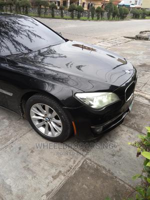 BMW 7 Series 2013 Sedan 740Li xDrive Black   Cars for sale in Lagos State, Lekki