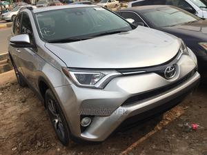 Toyota RAV4 2017 XLE AWD (2.5L 4cyl 6A) Silver   Cars for sale in Lagos State, Isolo