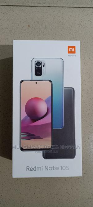 New Xiaomi Redmi Note 10S 128 GB Blue   Mobile Phones for sale in Rivers State, Port-Harcourt