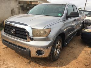 Toyota Tundra 2008 Silver | Cars for sale in Lagos State, Isolo