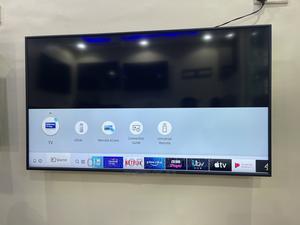 Samsung Ue50ru7100 50 Inch 4K Ultra HD Hdr Smart LED TV | TV & DVD Equipment for sale in Lagos State, Lekki