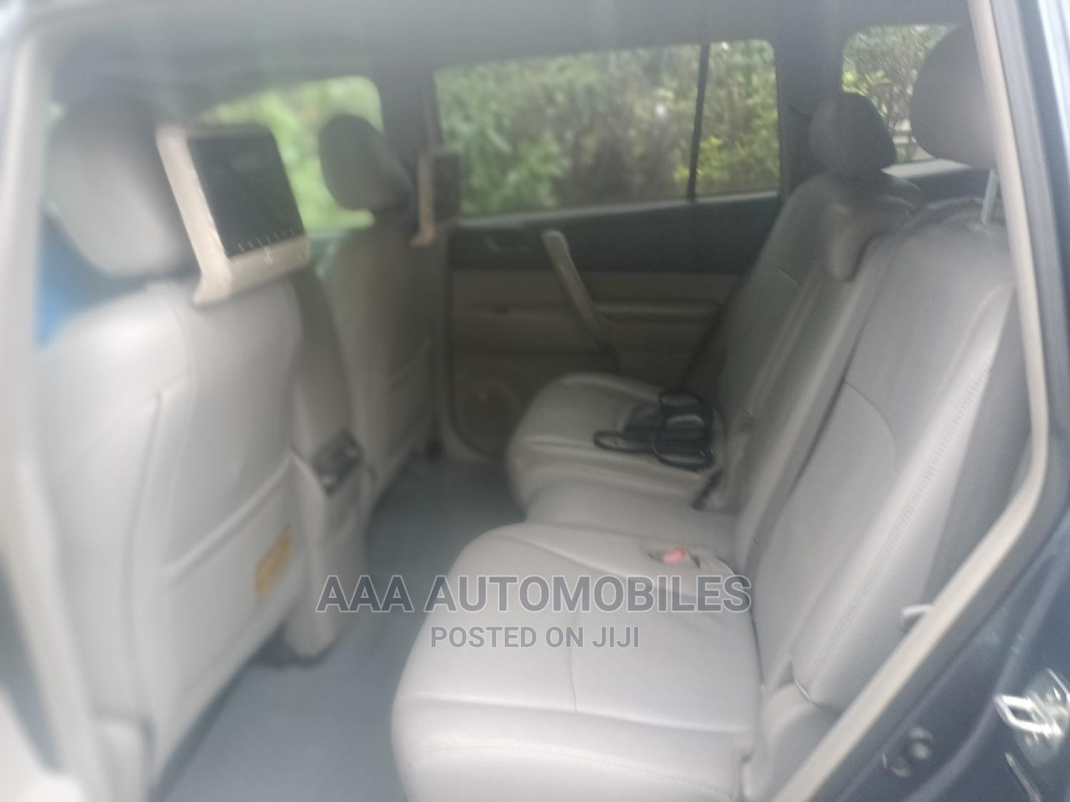 Toyota Highlander 2011 Limited Blue | Cars for sale in Surulere, Lagos State, Nigeria