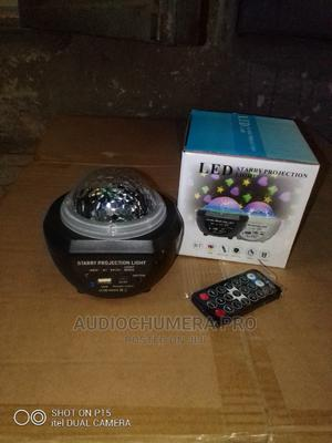 LED Starry Projector Light   Stage Lighting & Effects for sale in Lagos State, Ikeja