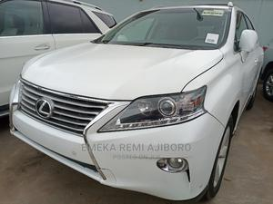 Lexus RX 2013 350 AWD White | Cars for sale in Lagos State, Ojo