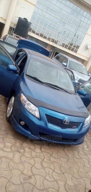 Toyota Corolla 2010 Blue   Cars for sale in Kwara State, Ilorin South